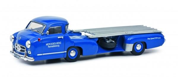 Mercedes-Benz Rennwagen Schnelltransporter