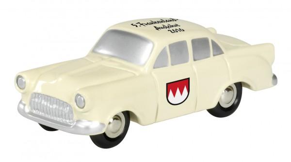 "Opel Kapitän ""Frankenlandausfahrt 2010"""