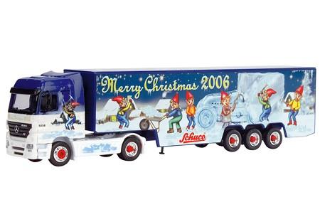 """MB Actros """"Christmas 2006"""""""