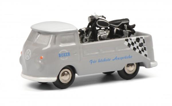 "VW T1 ""Motorrad-Service"""