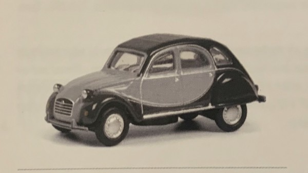 Citroen 2CV Charlston