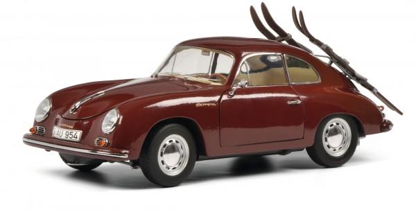 "Porsche 356A Coupé ""Skiurlaub"""