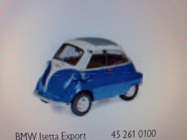 BMW Isetta Export