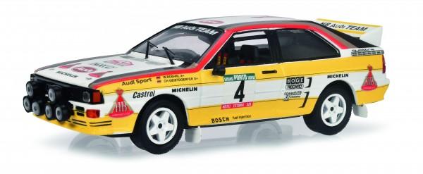 Audi Quattro Rallye Portugal 1984