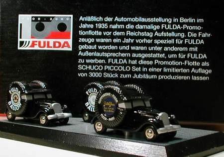 Fulda Set 2000