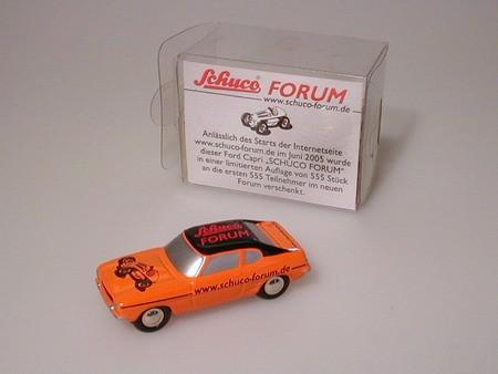 """Ford Capri """"Schuco-Forum.de"""""""