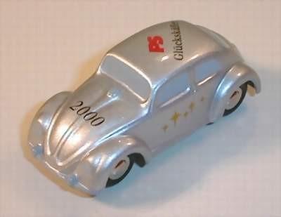 VW Käfer, PS Glückskäfer