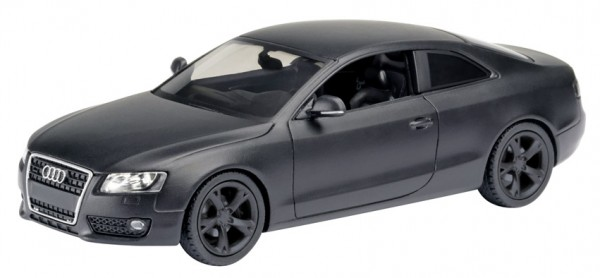 Audi A5 Coupé, schwarz