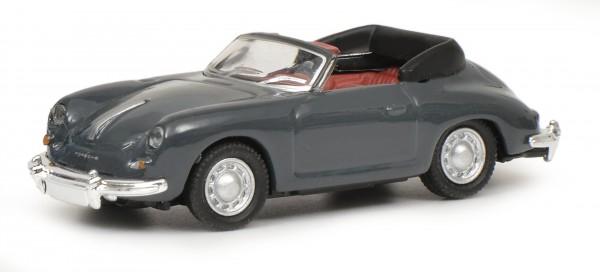 Porsche 356 Cabrio, grau