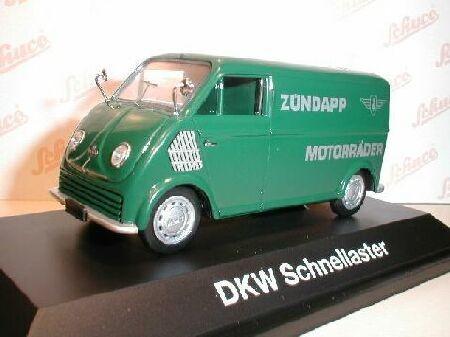 DKW Schnellaster Bus Zündapp