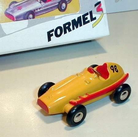 Mercedes-Benz 2.5l, Formel 3