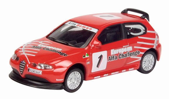 """Alfa Romeo 147 GTA Cup """"Alfa Challenge"""""""