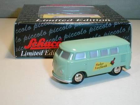 VW T1 Bus - Maler Verführt
