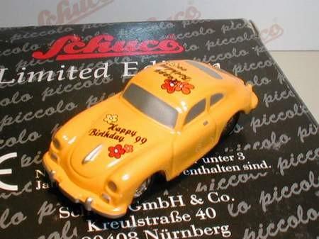Porsche 356 A, Happy Birthday 1999
