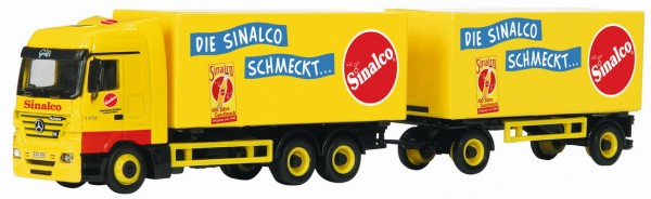 "MB Actros V8 ""Sinalco"""