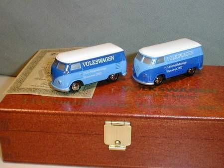 VW Set - IAA 2002