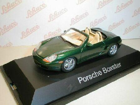 Porsche Boxster offen