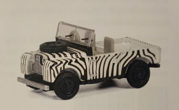 "Land Rover 88 ""Safari"""