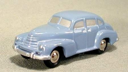 Opel Kapitän, blau