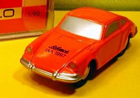 Porsche 911, IAA