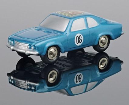 """Opel Manta A """"8. ADAC-Bergpreis 2008"""""""