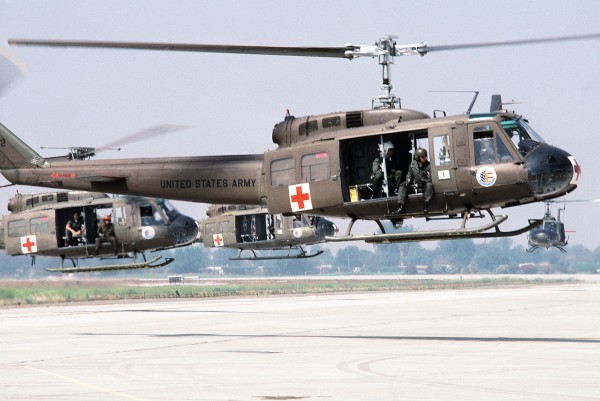 "Bell UH-1H ""US-Army"""