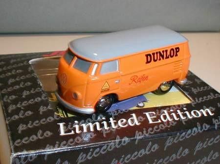 VW T1 Kasten, Dunlop