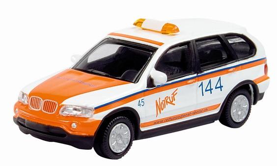 """BMW X 5 """"Notruf 144"""""""
