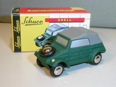 VW Kübelwagen, grün