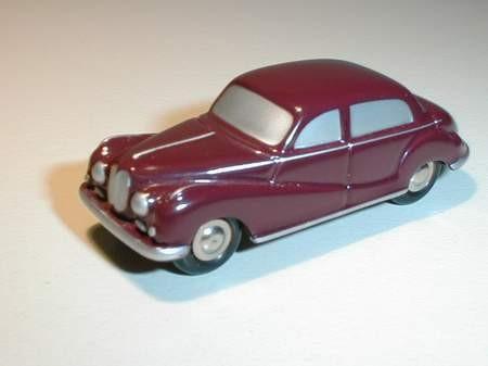 BMW 502, dunkelrot