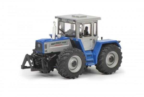MB trac 1800, blau/silber