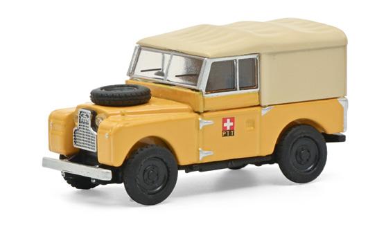 """Land Rover 88 """"PTT"""""""