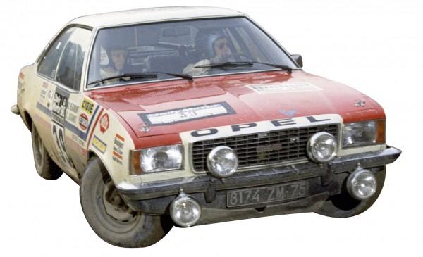 Opel Commodore B GS/E #39