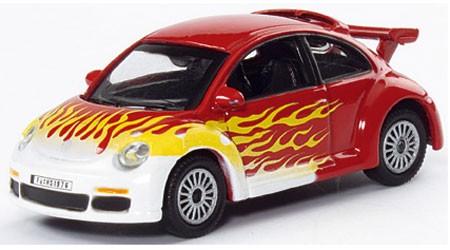 "VW New Beetle Cup ""Flammen"""