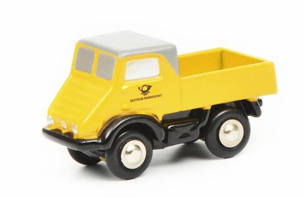"Mercedes-Benz Unimog 401 ""Deutsche Bundespost"""