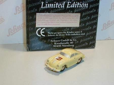 Porsche 356 A, Route 66