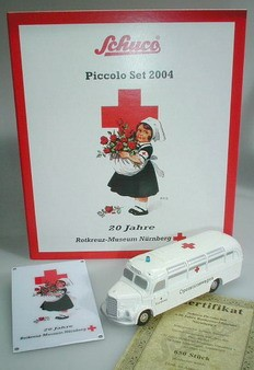 BRK - Piccolo Set 2004