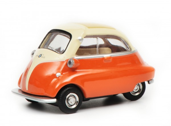 BMW Isetta, beige/orange