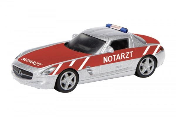 """MB SLS AMG Coupé """"Notarzt"""""""