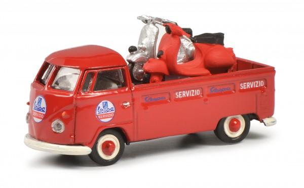 """VW T1b """"Servizio Vespa"""""""