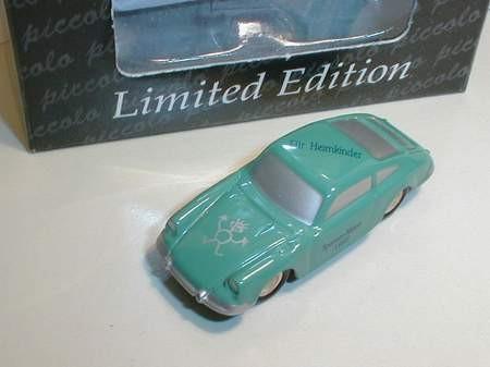 Porsche 911, Sponsoring