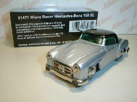 Micro Racer Mercedes-Benz 190SL