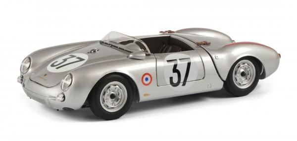 Porsche 550 Spyder #37 Le Mans 1955