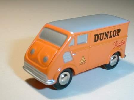 DKW Schnellaster, Dunlop