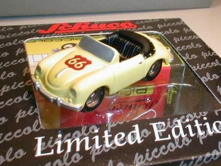 Porsche 356 A Cabrio, Route 66