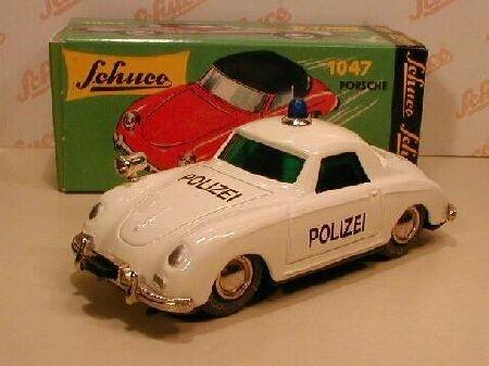 Porsche 356 Polizei