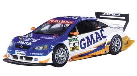 Opel Astra V8 Coupé - Alain Menu 2003