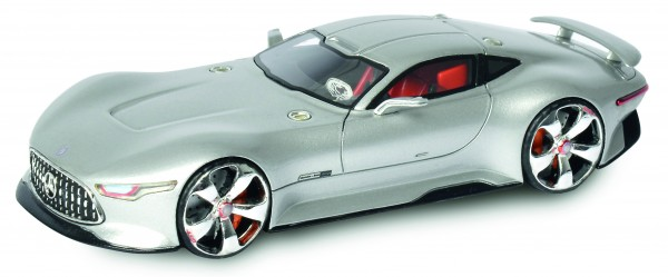 Mercedes-Benz AMG Vision Gran Turismo, silber
