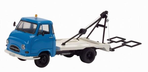 Hanomag Kurier Abschleppwagen