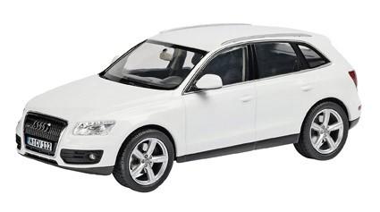 Audi Q5 - concept white